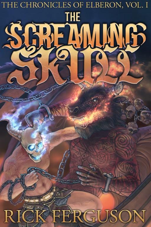 Fantasy Novel 'The Screaming Skull' Named to Kirkus Reviews' Best Books of 2019