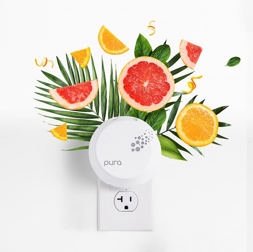 Smarthome Fragrance Company Secures $4.4MM in Seed Funding