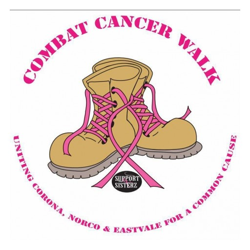 Support Sisterz Hosts Their 4th Annual Combat Cancer Walk, Saturday, October 19, at Norco College