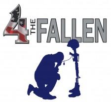 4 the Fallen Logo