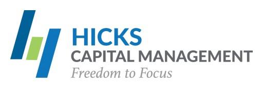Hicks Capital Management Rebrands, Announces Florida Office