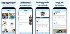 DMP App Screenshots