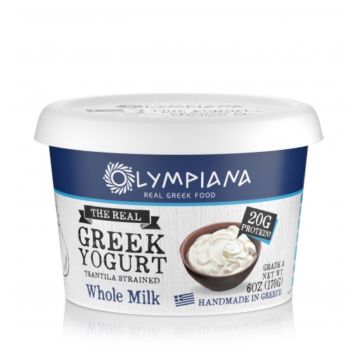 America's First and Only Authentic Greek Yogurt Launches at IDDBA Show