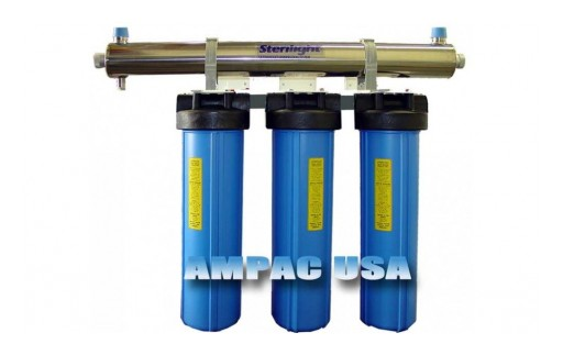 Reverse Osmosis for Water Sustainability - AMPAC USA