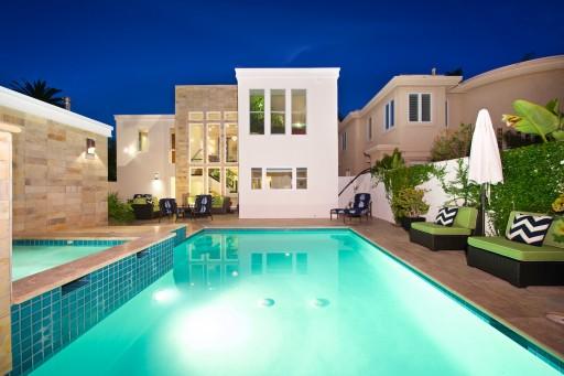 Contemporary Architecture in the La Jolla Shores