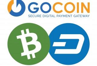 GoCoin Welcomes Bitcoin Cash & Dash