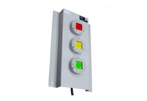 Larson Electronics Releases 36W Aluminum Signal Stack Light, 9-24V DC, Waterproof LED Lamp