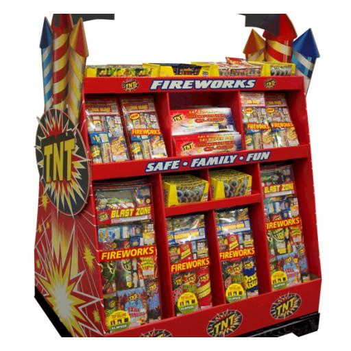 'Tis the Season for Fireworks