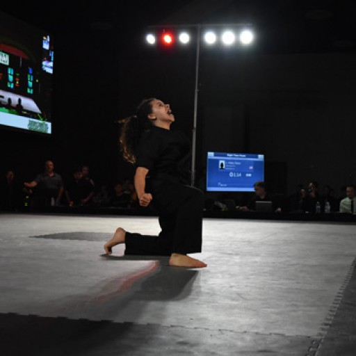Sport Karate Phenom Takes Home Two National Grand Championship Titles on Greatmats
