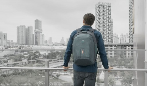 RoySmart - the Ultimate Travel Backpack for Digital Lifestyles Launches on Indiegogo Today