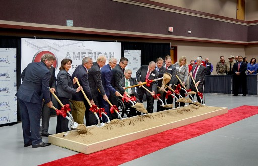 American SpiralWeld Pipe Breaks Ground With HWH Group in Rural East Texas on New Markets Tax Credits and Design-Builder