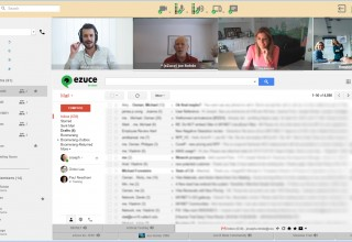 eZuce Vibe Team Collaboration