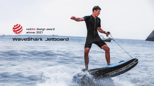 PowerVision's WaveShark Jetboard Earns Red Dot Design Award