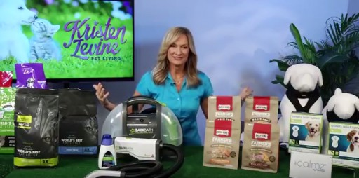 Kristen Levine Give Tips for Nation Pet Month on Tips on TV Blog