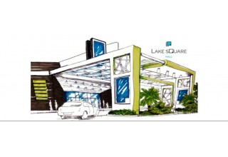 Lake Square Mall Opening