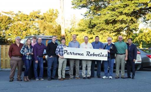 Perrone Robotics, Inc. Receives Funding From Intel Capital