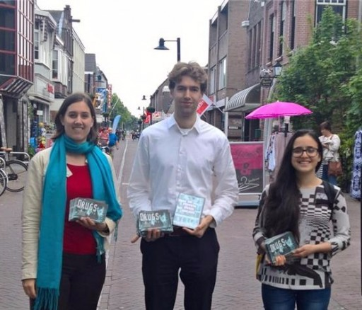 Dutch Drug Prevention Group Reaches Out to Youth