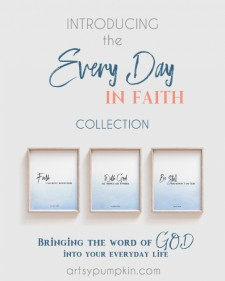 Introducing the Every Day in Faith Collection