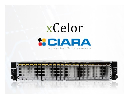 xCelor and CIARA Announce Strategic Partnership