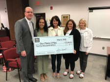 M4D3 Donates $20,000