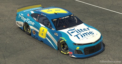 Dale Earnhardt Jr. to Race 'FilterTime' Car in Inaugural eNASCAR iRacing Pro Invitational Series Event Sunday