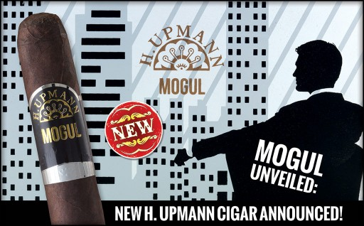 Mogul Unveiled: New H. Upmann Cigar Announced