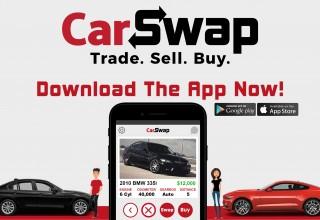 CarSwap Promo Banner