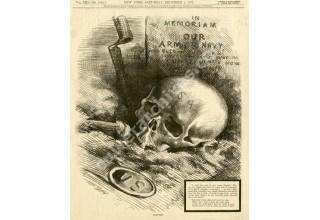 Harper's Weekly, December 1, 1877, Engraver Thomas Nast