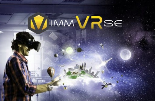 ImmVRse is Aiming to Become the Leading VR Content-Sharing Platform Within the Next Decade