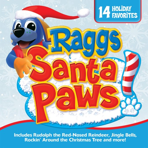 Raggs Re-Releases Kid-Friendly Santa Paws Christmas Album