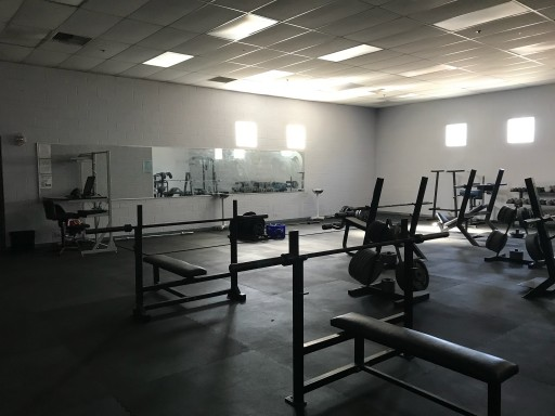 Canyon Springs High School Weight Room Upgrades to Greatmats 4x4 Rubberlock Floor Tiles