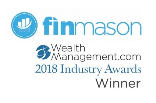 FinMason Wins Best Compliance Technology at 2018 Wealth Management Industry Awards