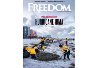 Special Clearwater, Florida, edition of Freedom Magazine