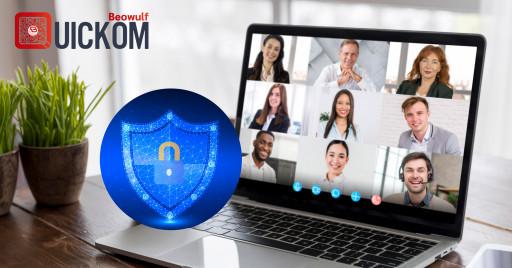 QUICKOM Releases Unrivaled End-to-End Encryption Meeting Platform for Enterprises