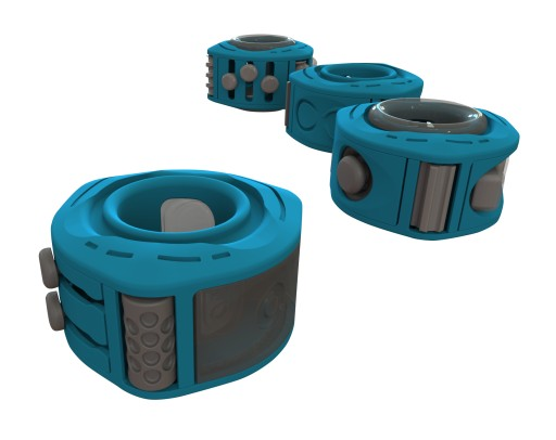 Focus With OQUS the Configurable Fidget Toy
