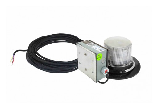Larson Electronics Releases Class I LED Beacon, 1440 Lumens, 30 Strobing Light Patterns, 120/277V AC