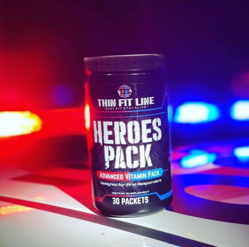 New Supplement Designed for First Responders
