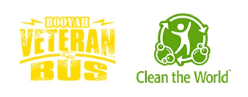Clean the World & Booyah Veteran Bus Project Partner to Support Homeless Veterans Through Three-Month Hike Across America