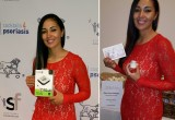 Tammy Brawner with Go Puck & Kate Lynn and Adwoa Products