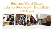 Best and Worst States Jobs for People with Disabilities