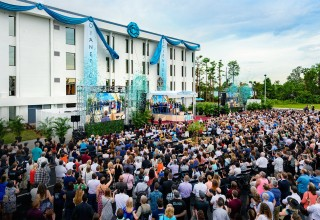 Grand opening Church of Scientology Orlando May 12, 2018