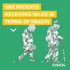 Are patients receiving value in terms of health literacy?