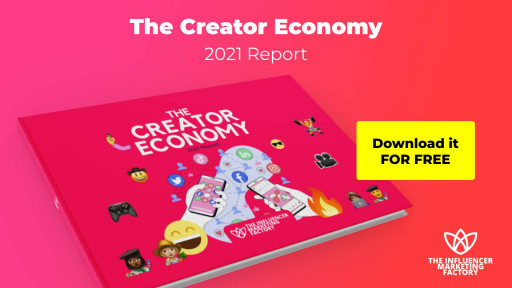 The Creator Economy Survey by The Influencer Marketing Factory