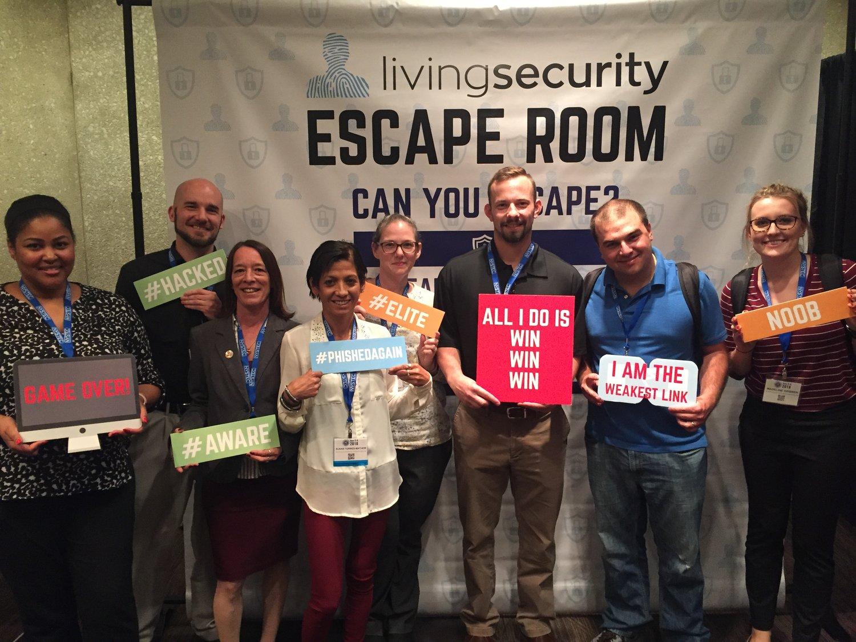 Cyber Escape Room