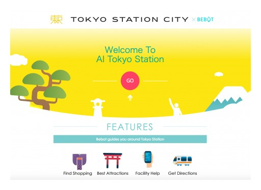 AI Comes to Tokyo Station as World's First AI Chatbot Offers Multi-Language Guidance to Tourists