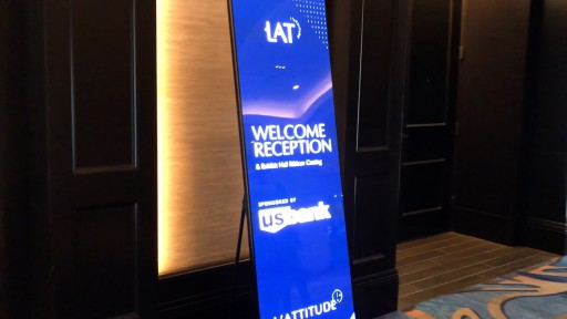 Video Panels Create Visual Impact at Conventions and Meetings and at Technical Productions by TLC Creative Technology
