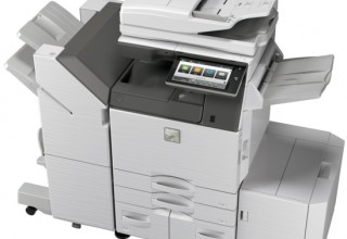 Sharp Color Multi-function Printer