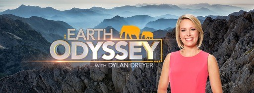Ripley's Aquariums is Home Base for All-New NBC Show 'Earth Odyssey with Dylan Dreyer'