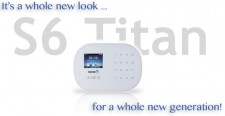 New Look of S6 Titan Home Security System