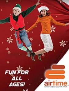 Holiday Jump at AirTime